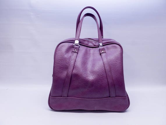 Fabulous purple weekend bag American Tourister