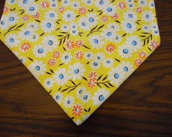 Spring Flowers Table Runner - Table Scarf - Table Decor - Spring  Home Decor