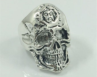 Gothic ring,