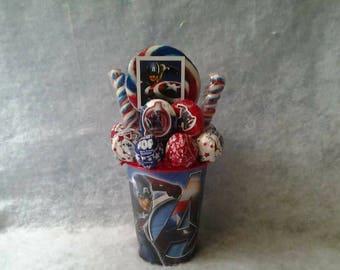 Avengers Lollipop Bouquet