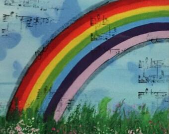 Rainbow Coaster (left hand side)