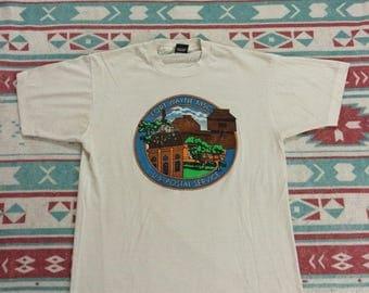 Vintage Fort Wayne MSC U.S. Postal Service T-Shirt