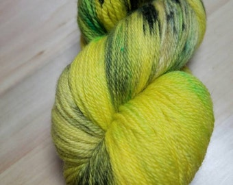 Flutterby Variegated Medley Sock