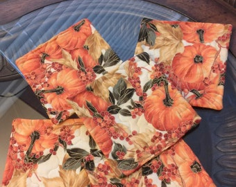 Fall Coasters/pumpkins/fall leaves
