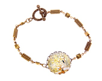 bracelet tree of Life klimt (2020B)