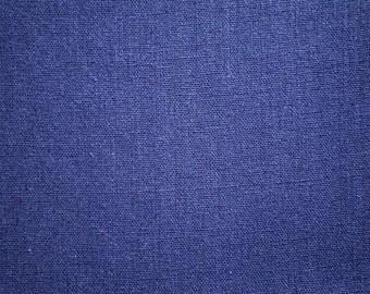 "Blue Linen 60"" Wide Per Yard"