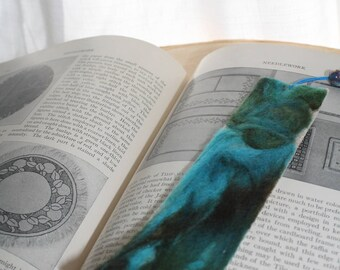 Felted Bookmark