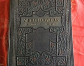 This Item is Temporarily on Hold for D  - Wild Flowers by Homer D. House 1936 Edition  With Beautiful Color Photographs