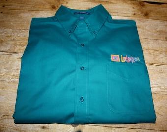 LuLa Roe Logo Consultant Bro Monogrammed Shirt