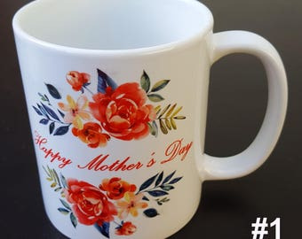 Mother's Day 11 oz. Coffee Mug ***FREE SHIPPING***