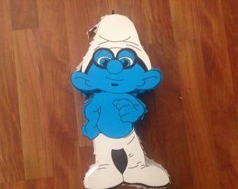 Smurf Pinata ( Brainy Smurf )