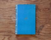 blue handmade journal // ...