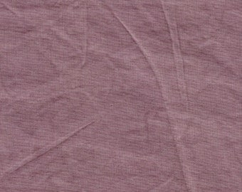 Purple New Aged Muslin, weathered antique blender fabric