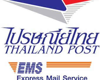 Express Mail Service Top Up , Listing for fast shipping with EMS - It is extra charge on top of the shipping already charged.