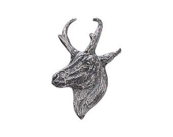 Pronghorn Antelope ~ Refrigerator Magnet ~ M022M,MC022M,MP022M
