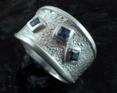 Custom Trilogy ring