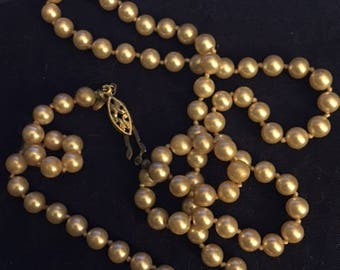 Vintage Napier pearl necklace...FREE shipping!!