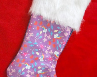MLP Cutie Mark Christmas Stocking