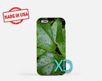Leaves iPhone Case, Tree iPhone Case, Leaves iPhone 8 Case, iPhone 6s Case, iPhone 7 Case, Phone Case, iPhone X Case, SE Case New