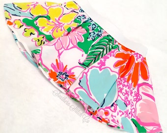 """Circle Skirt in Lilly Pulitzer Fabric """"Nosie Posey"""" - VERY LIMITED"""
