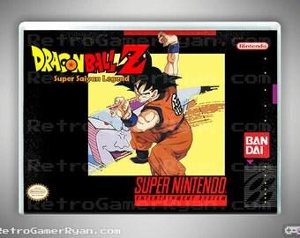 Dragon Ball Z: Super Saiyan Legend (Super NES Reproduction)