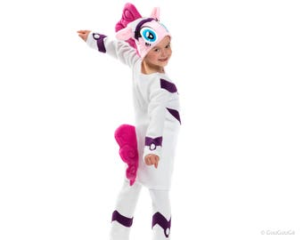 Power Pony Pinkie Pie My Little Pony Costume For Kids