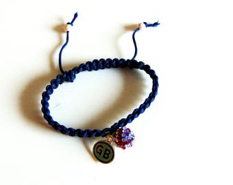 Team GB Charm Bracelet