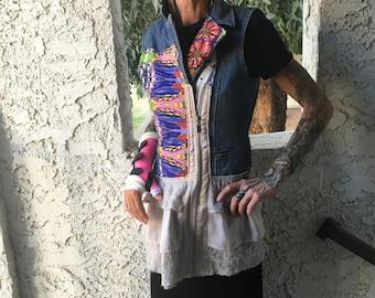 Lotta Love Patchwork Jacket