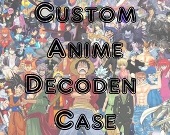 Custom Anime Decoden Case   IrisDecoden