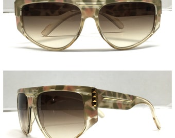 Auth Leonard Paris Vintage Sunglasses Excellent Condition