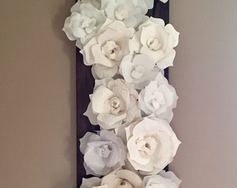 3D Flower Wall Decor, 3D Flower Decor, 3D Flower Part 31