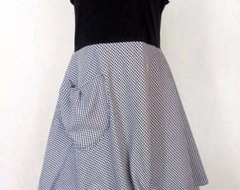 handm made dress