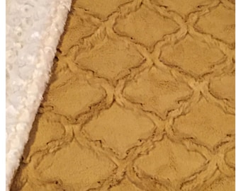 Large (Adult Size) Minky Blanket