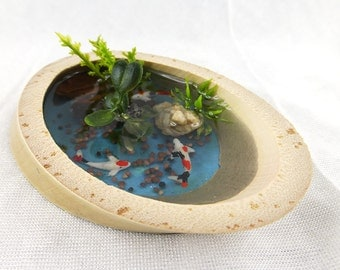 Decoration, Living accessories, Home Accessories, Ecosphere, Resin