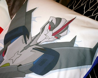 Transformers Prime Starscream - Body Pillow Case