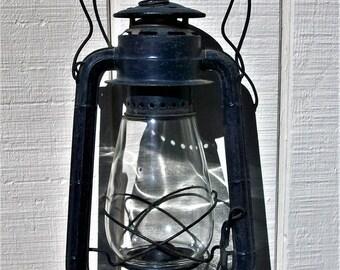 Vintage Dietz No 2 Blizzard Large Lantern