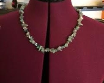 Ursula Pebble Necklace