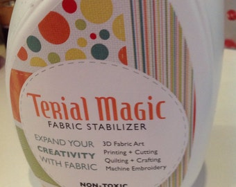 Terial Magic Fabric Stabilizer 24 ounce bottle