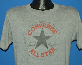 80s Converse All Star t-shirt Medium
