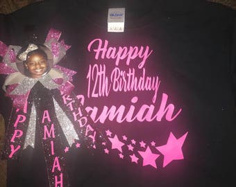 Birthday Shirt Set