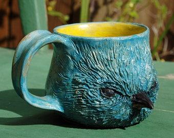 Lazuli Bunting Mug