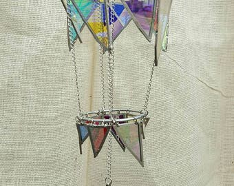 Glass Chandelier Suncatcher