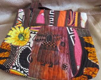 Large Suzie Aztec bag