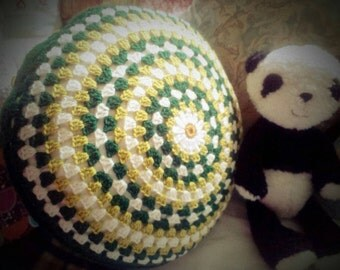 Round Cushion Cover - Made to Order