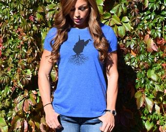 Women's West Virginia Roots Shirt
