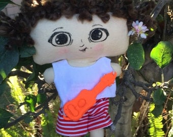 Quirkulele Kasey Doll
