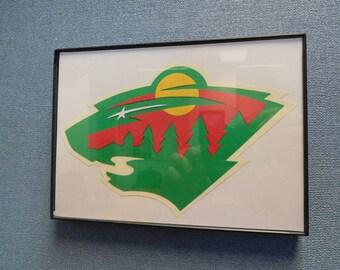 Minnesota Wild Wall Art