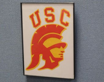 USC Trojans Wall Art