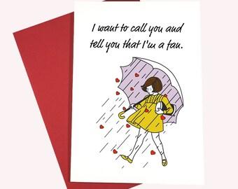 Jawbreaker Valentine Card