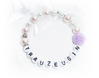 Bracelet maid of honor, bridesmaid...